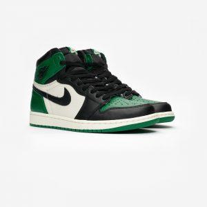 Air Jordan 1 Retro High OG Pine Green 555088 302
