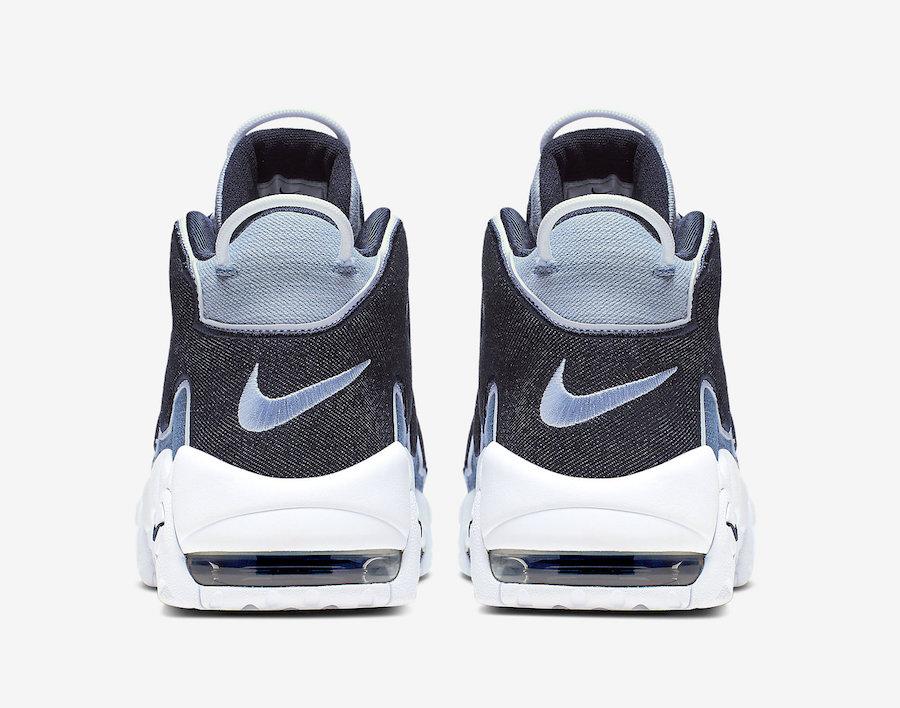 Nike Air More Uptempo 96 Denim CJ6125-100