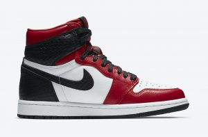 Air Jordan 1 Womens Satin Snake CD0461-601 Release Date
