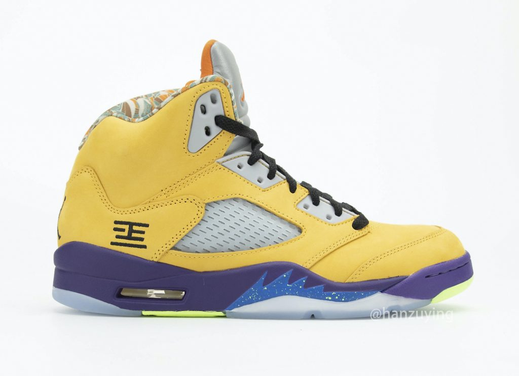 Air Jordan 5 What The Release Date CZ5725-700