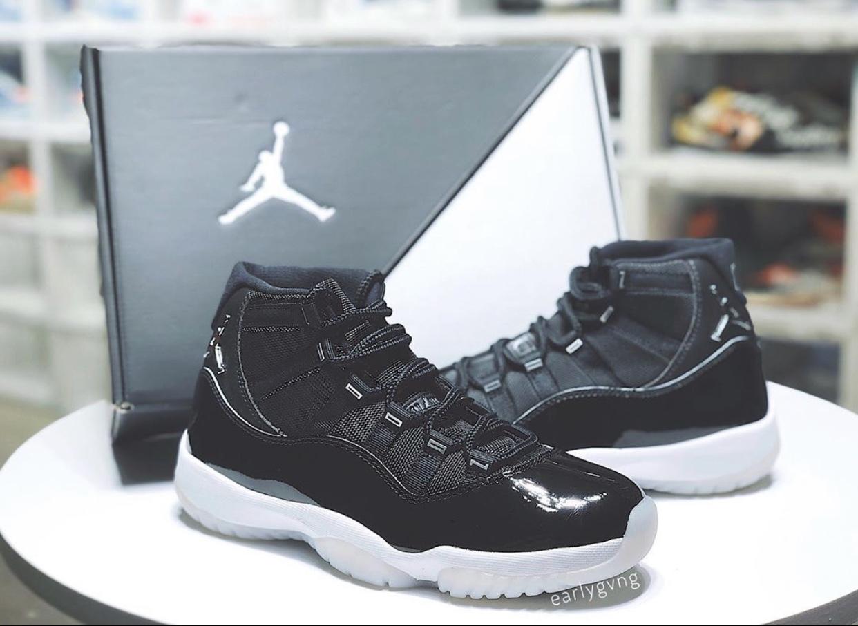 """Air Jordan 11 """"25th Anniversary"""" CT8012"""