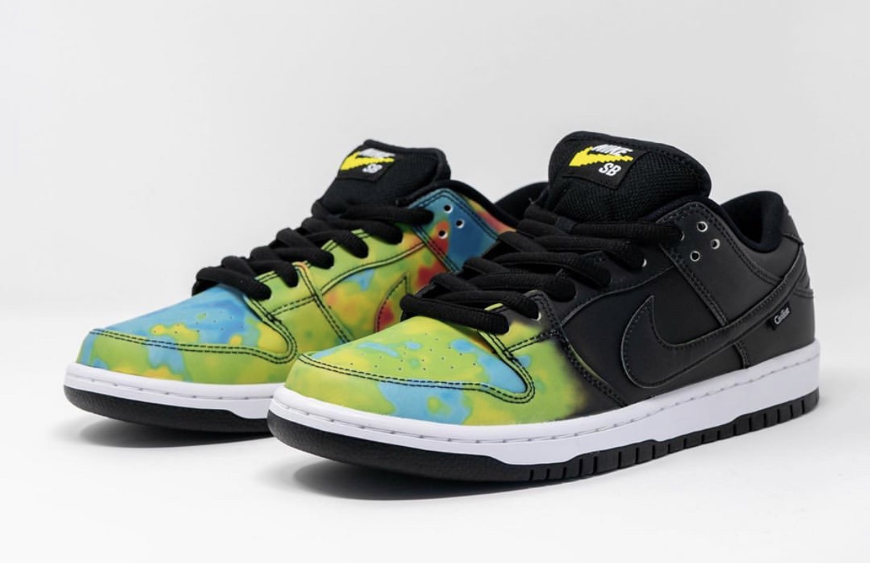 Civilist x Nike SB Dunk Low CZ5123-001 Release Date - SNKRS ...