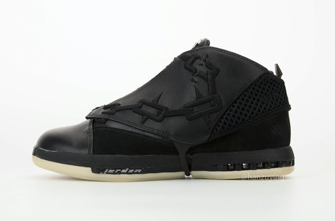 "Air Jordan 16 ""Why Not?"" CZ6597-001"