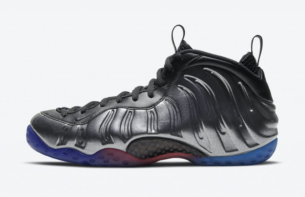 NikeMens Nike Air Foamposite One Eggplant Black Varsity ...