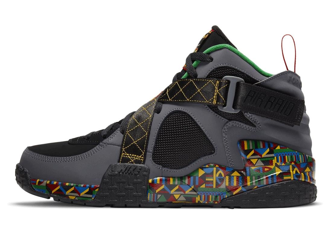 """Nike Air Raid """"Urban Jungle Gym"""