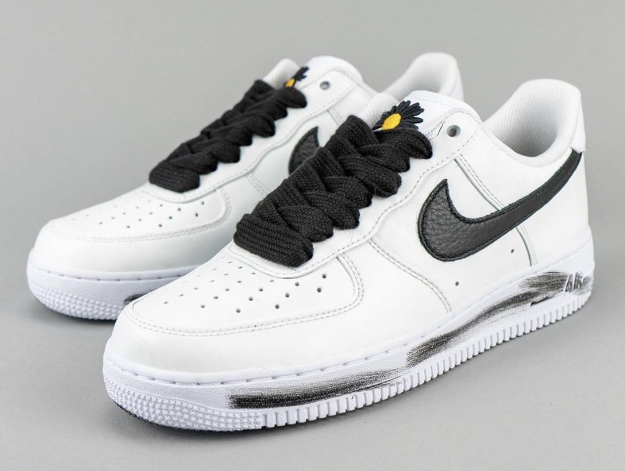 """PEACEMINUSONE x Nike Air Force 1 """"Para"""