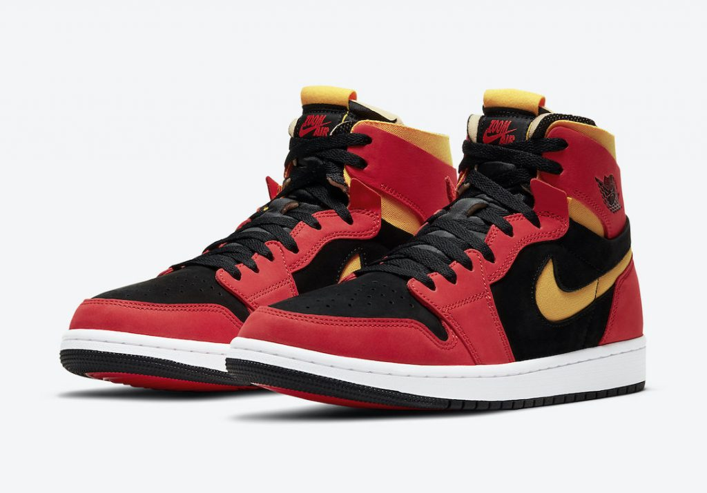 Air Jordan 1 Zoom Comfort Chile Red CT0978 006 Release Date