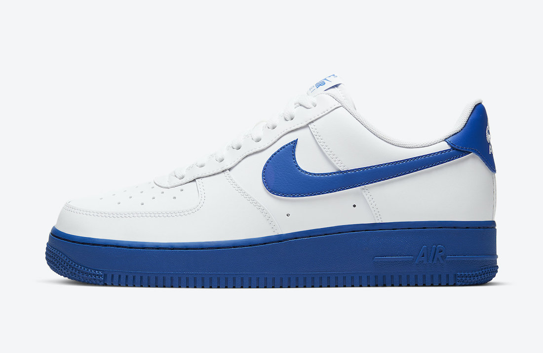 Nike Air Force 1 Low Royal Blue CK7663 103 Release Date