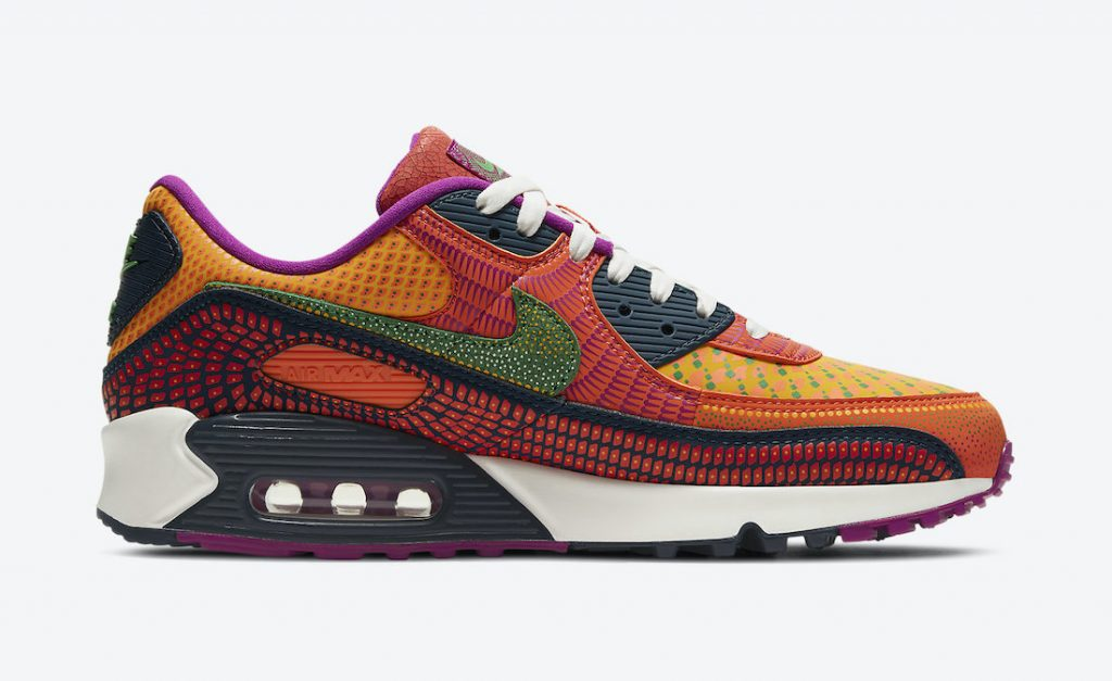 Nike Air Max 90 Day of the Dead DC5154 458 Release Date