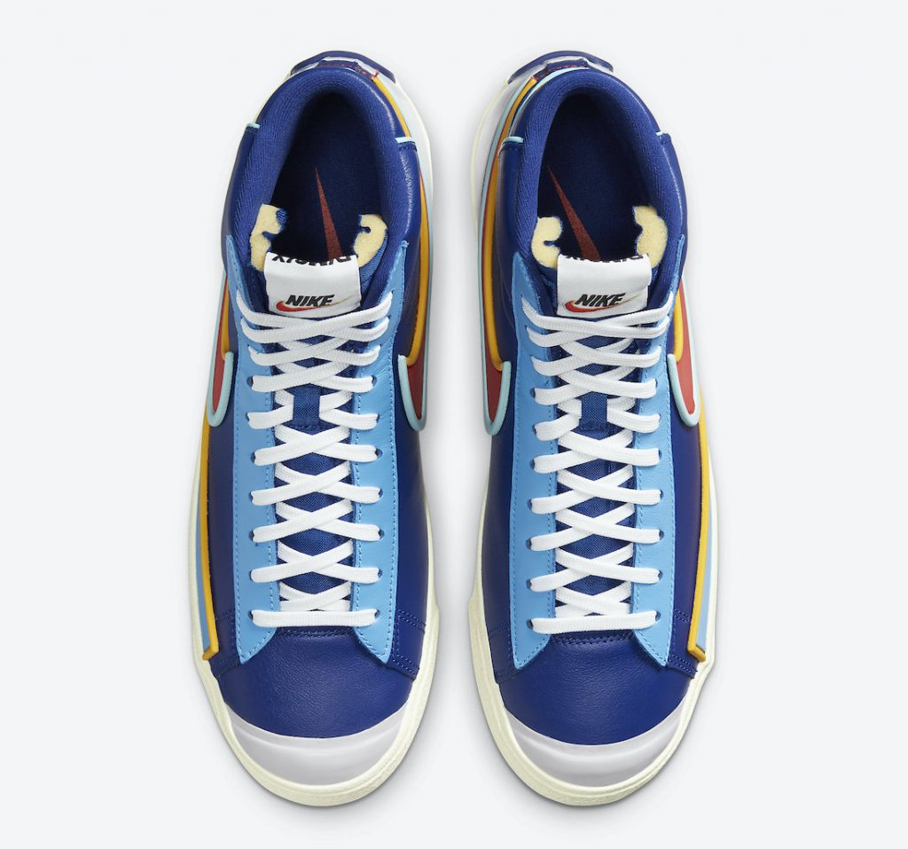 Nike Blazer Mid 77 Infinite DA7233 400 Release Date
