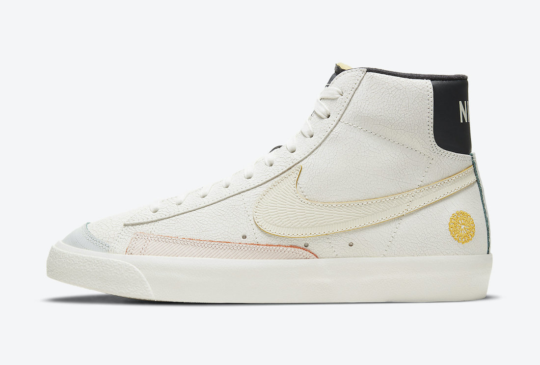 Nike Blazer Mid Day of the Dead DC5185 133 Release Date