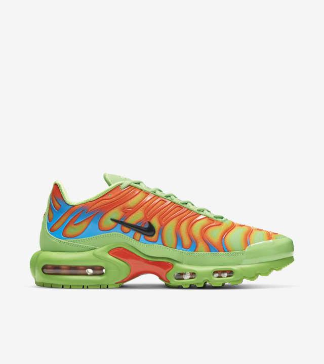 Supreme Nike Air Max Plus Mean Green DA1472 300 Release Date