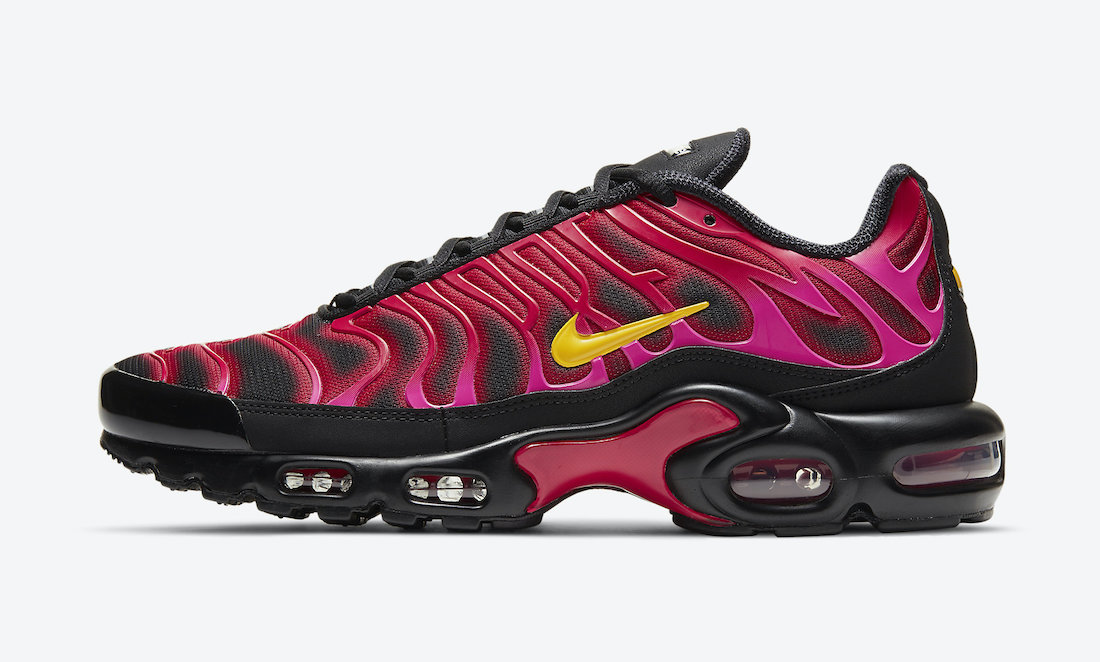 Supreme Nike Air Max Plus University Red DA1472 600 Release Date