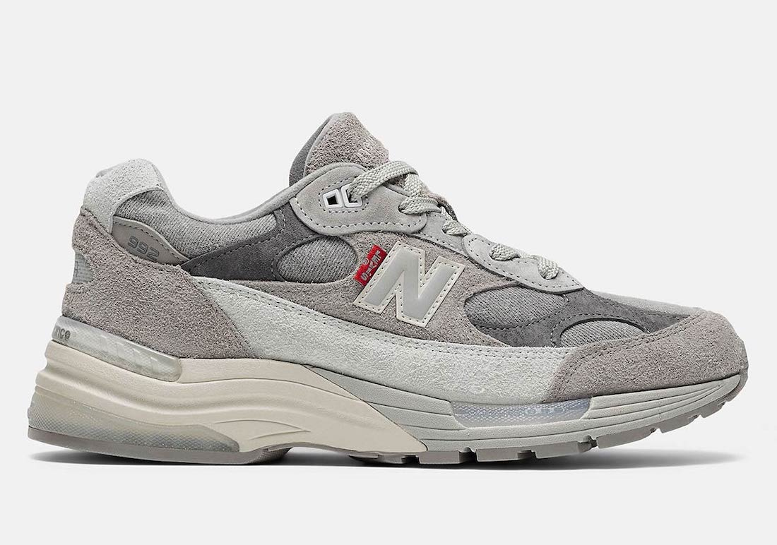 Levis New Balance 992 M992lV Release Date