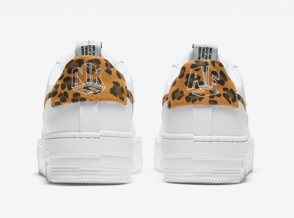 Nike Air Force 1 Pixel Leopard CV8481-100 Release Date