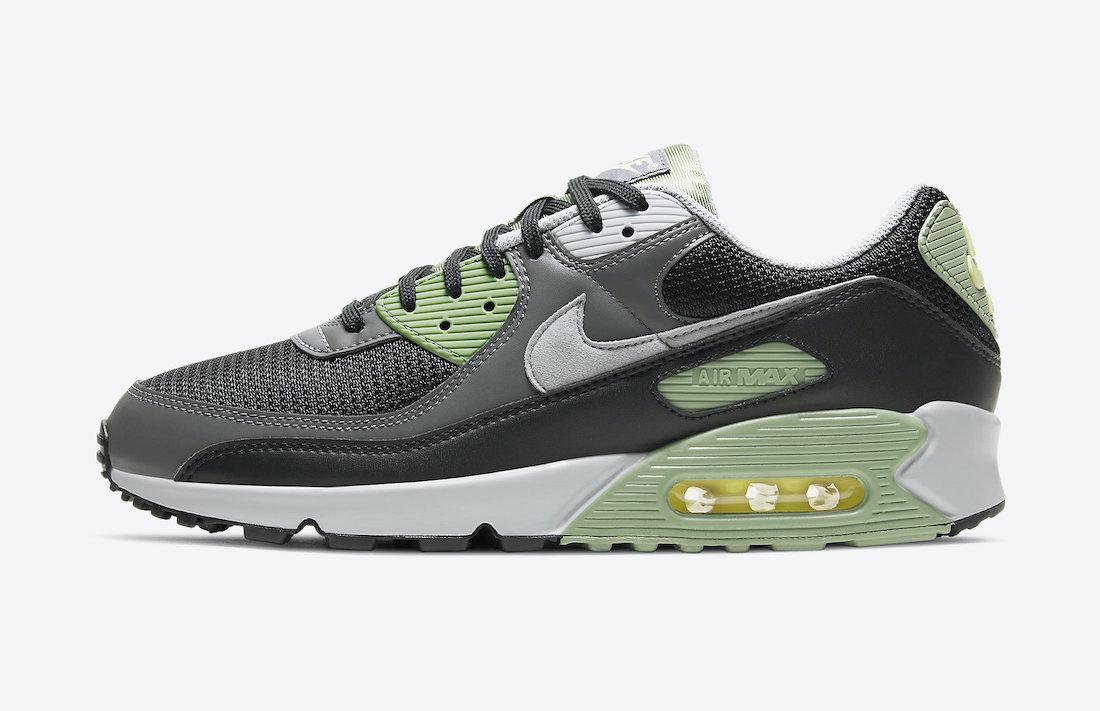 Nike Air Max 90 Oil Green CV8839-300 Release Date