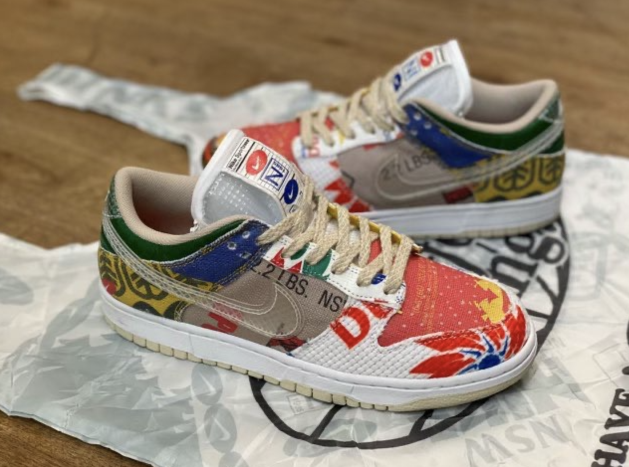 Nike Dunk Low SP Thank You For Caring DA6125-900 Release Date