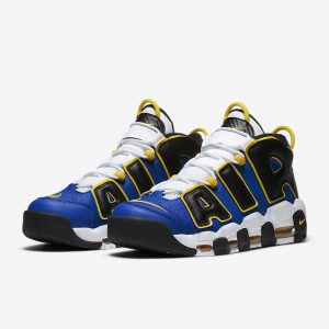 Nike Air More Uptempo Peace Love Basketball DC1399-400