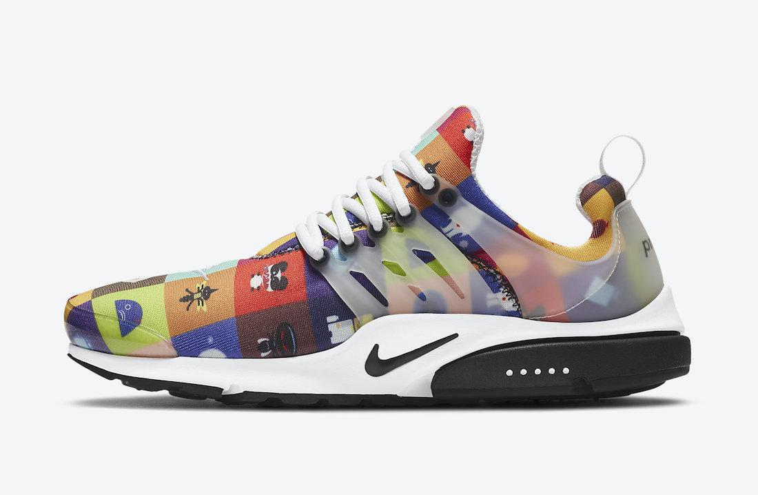 Nike Air Presto Origins CJ1229-900 Release Date