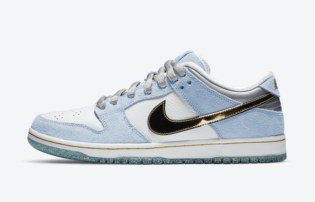 Sean Cliver Nike SB Dunk Low DC9936-100 Release Date