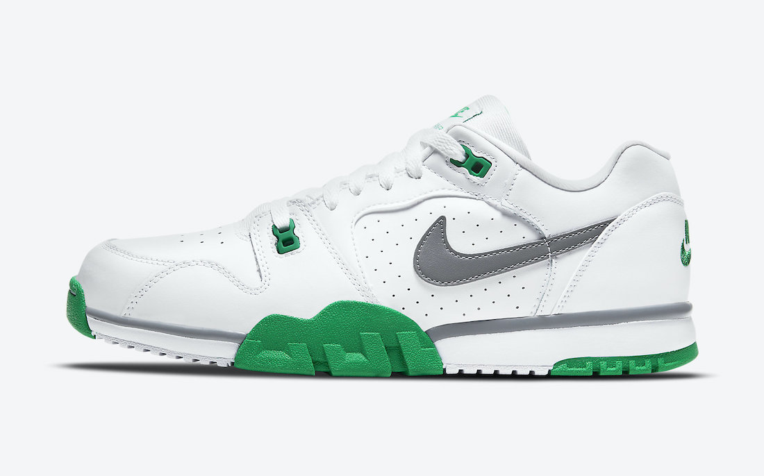 Nike Air Cross Trainer Low Lucky Green CQ9182-104 Release Date