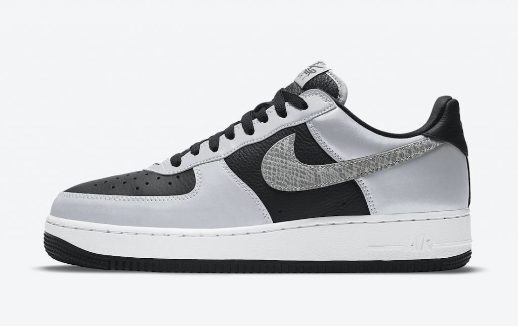Nike Air Force 1 B 3M Snake DJ6033-001 Release Date