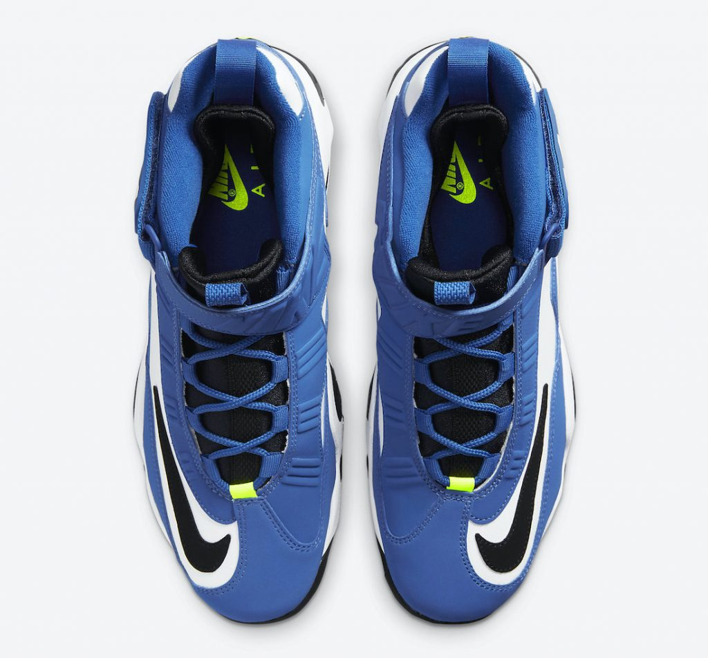 Nike Air Griffey Max 1 Varsity Royal DJ5161-400 2021 Release Date
