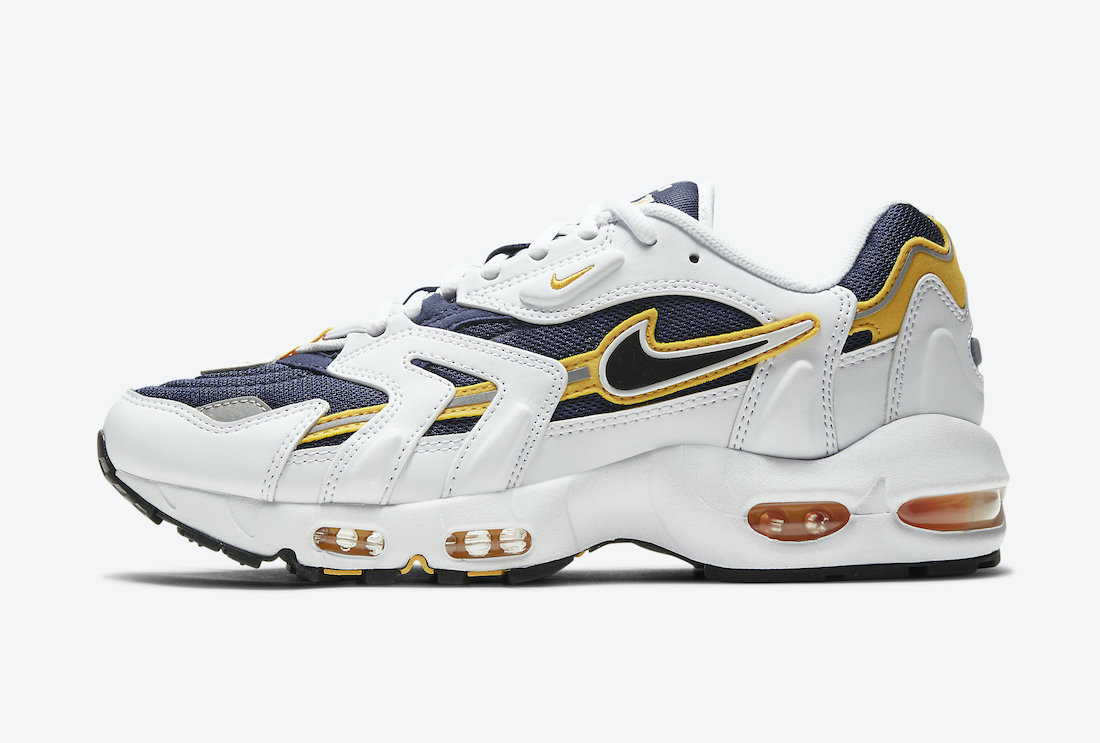 Nike Air Max 96 II Midnight Navy CZ1921-100 Release Date