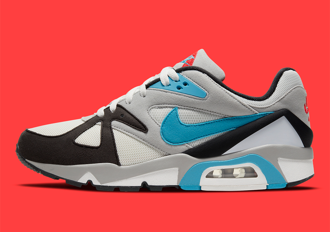 Nike Air Structure Triax 91 OG Infrared CV3492-100 Release Date