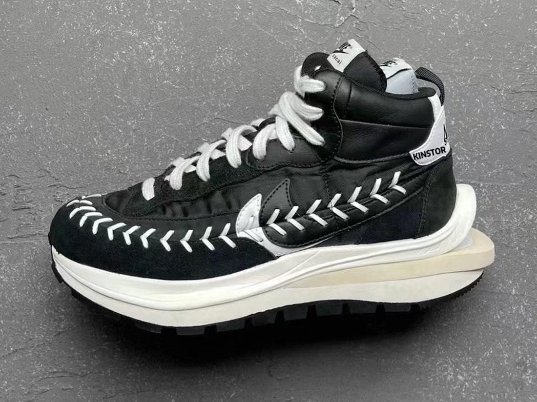Sacai Jean Paul Gaultier Nike VaporWaffle Release Date