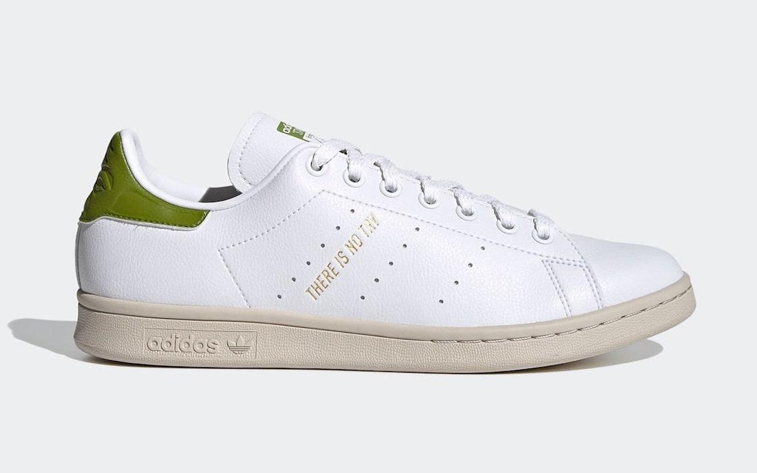 Star Wars adidas Stan Smith Yoda FY5463 Release Date