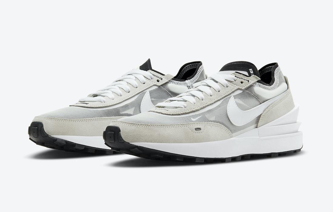 Nike Waffle One Summit White DA7995-100 Release Date