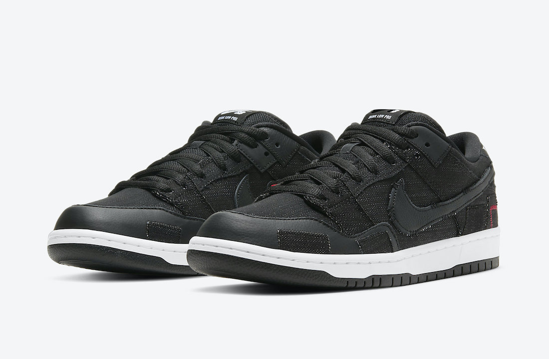 Wasted Youth Nike SB Dunk Low DD8386-001 Release Date