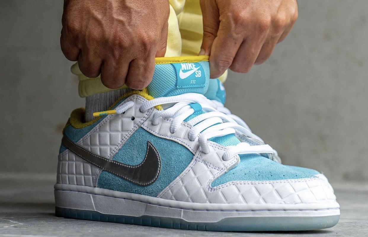 FTC x Nike SB Dunk Low DH7687-400 Release Date