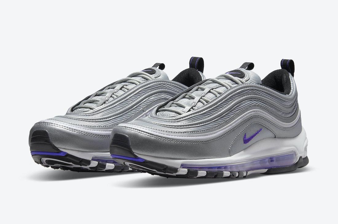 Nike Air Max 97 Purple Bullet DJ0717-001 Release Date