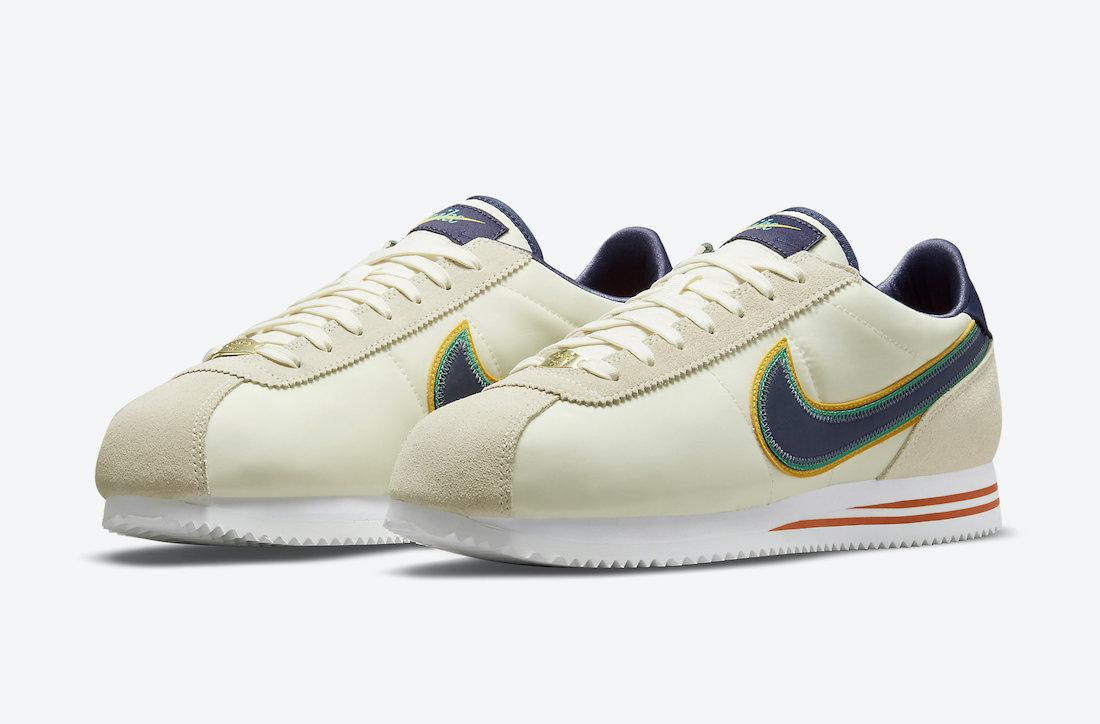 Nike Cortez 1972 DJ5183-100 Release Date