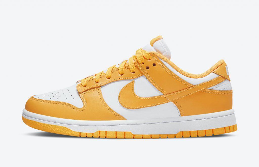 Nike Dunk Low Laser Orange DD1503-800 Release Date