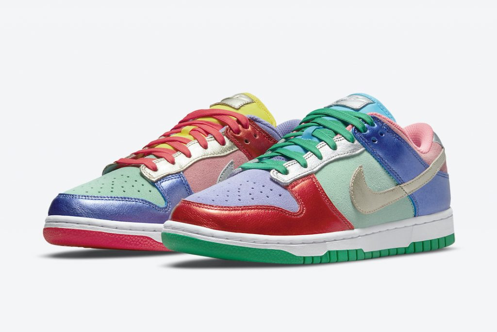 Nike Dunk Low Sunset Pulse DN0855-600 Release Date