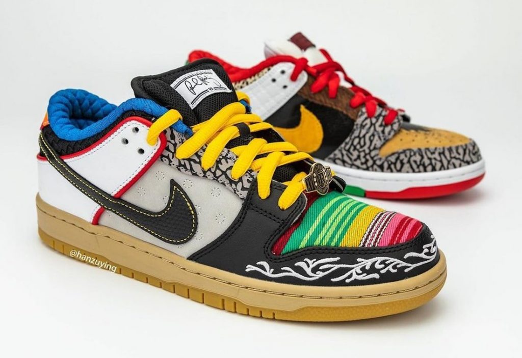Nike SB Dunk Low What The P-Rod CZ2239-600 Release Date Pricing