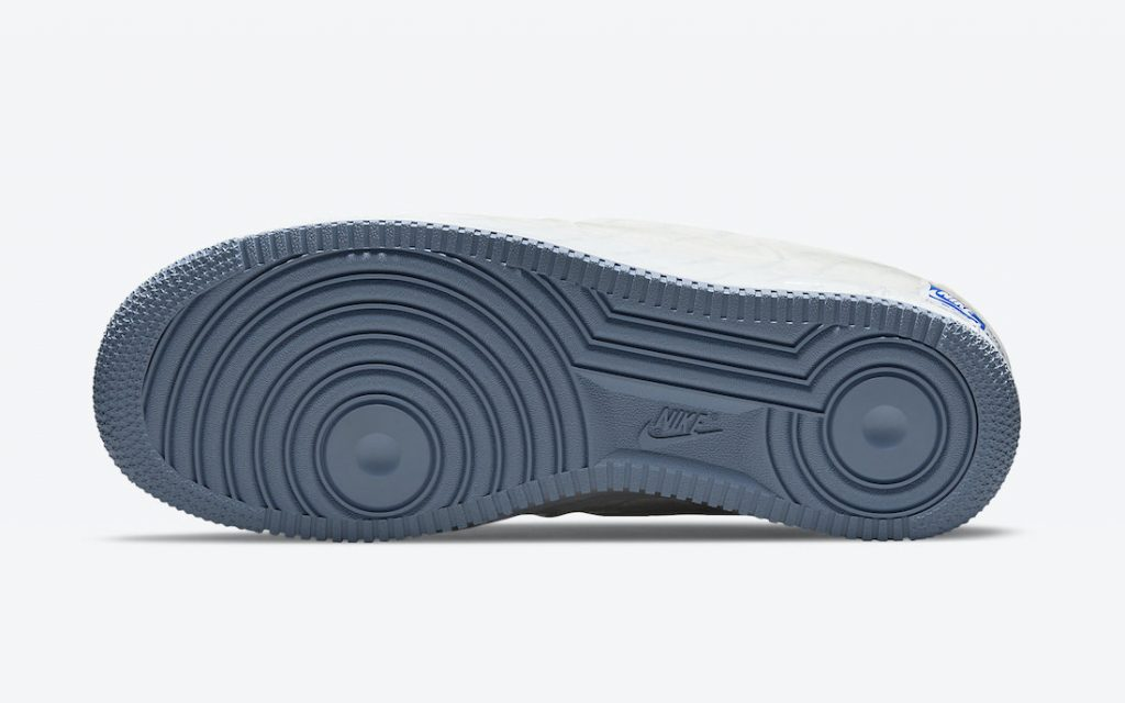Nike Air Force 1 Experimental Postal Ghost CZ1528-100 Release Date Info