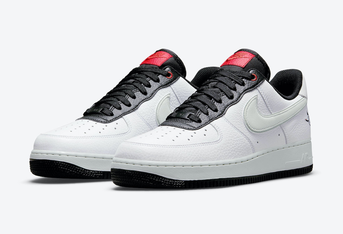 Nike Air Force 1 Low Milky Stork DA8482-100 Release Date Info