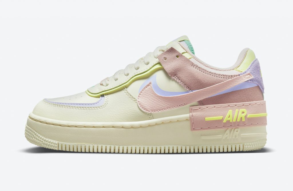Nike Air Force 1 Shadow Cashmere CI0919-700 Release Date