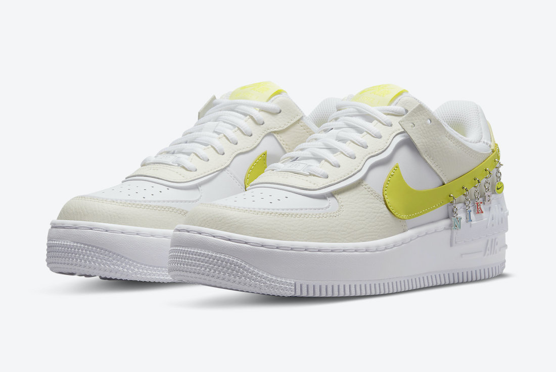 Nike Air Force 1 Shadow Have A Nike Day DJ5197-100 Release Date Info