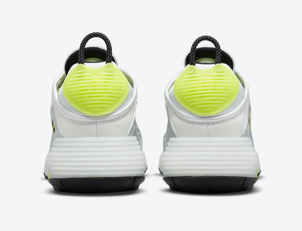 Nike Air Max 2090 Reflective Logo DH7708-101 Release Date