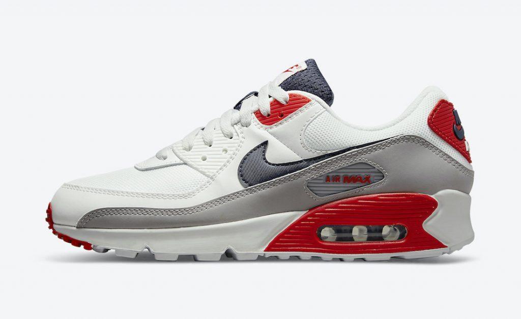 Nike Air Max 90 DB0625-101 Release Date