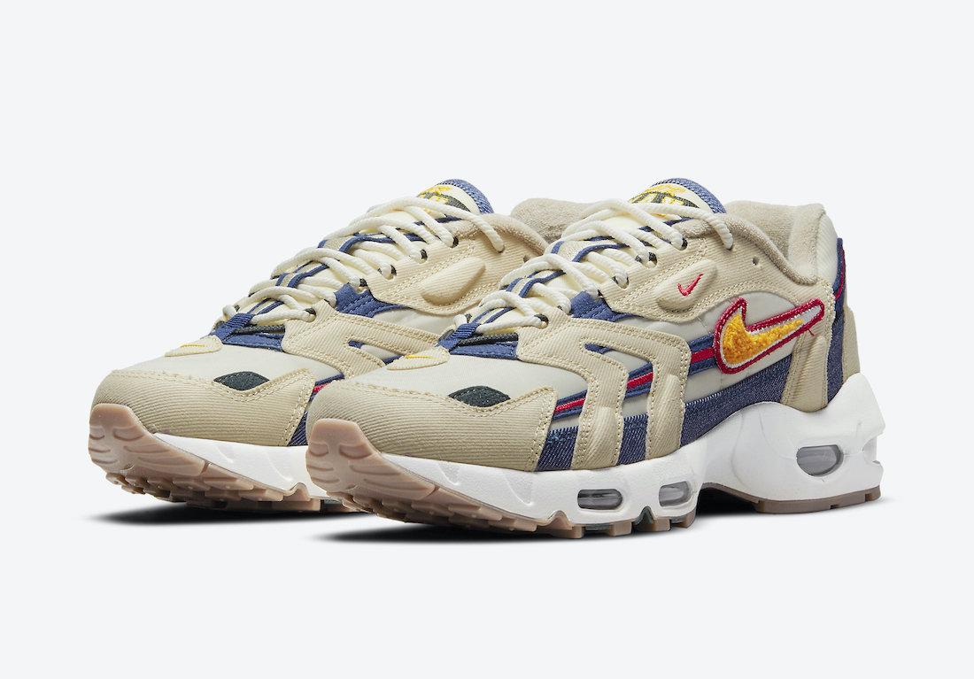 Nike Air Max 96 II Beach DJ6742-200 Release Date Info
