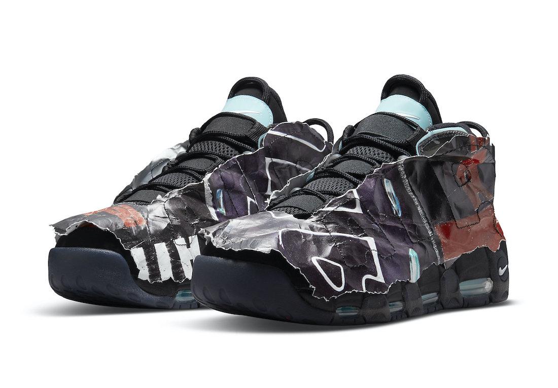 Nike Air More Uptempo Maximum Volume DJ4633-010