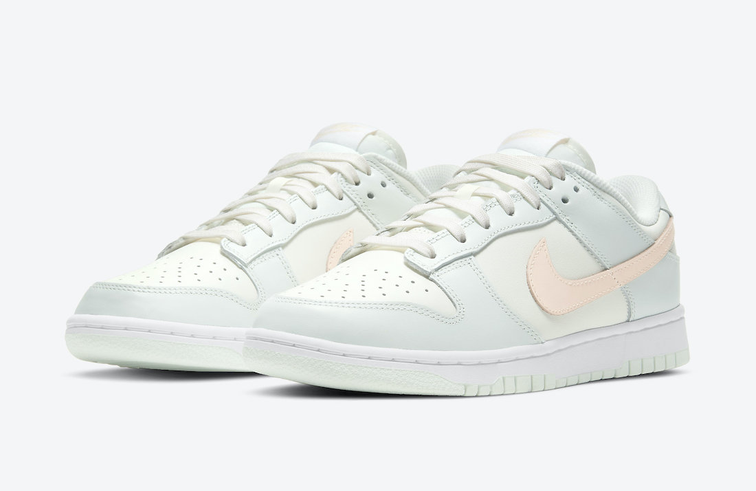 Nike Dunk Low WMNS Barely Green DD1503-104 Release Date Info