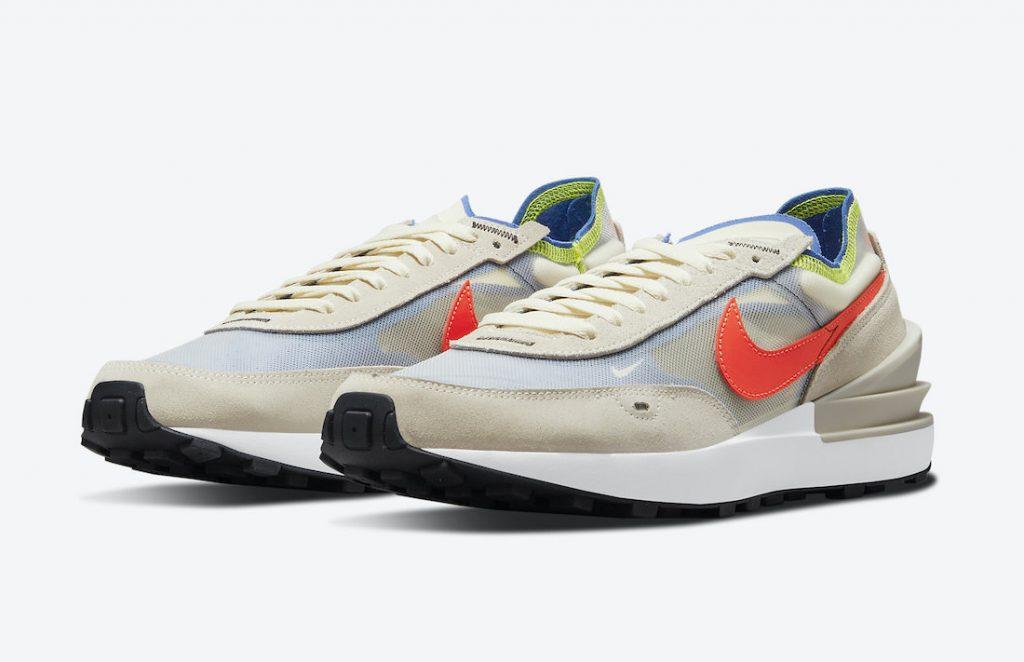 Nike Waffle One Coconut Milk DA7995-101 Release Date Info