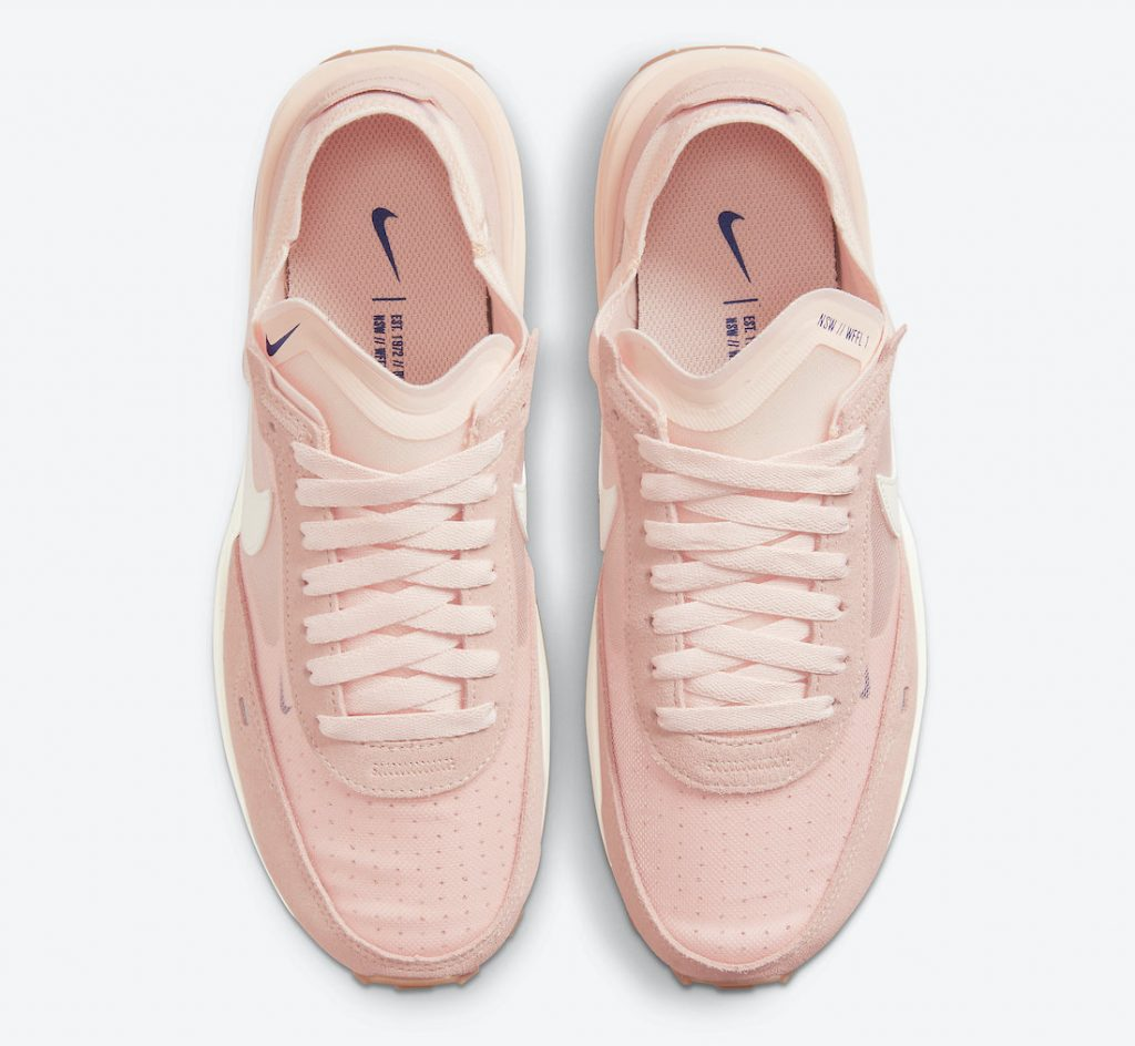 Nike Waffle One Pale Coral DC2533-801 Release Date